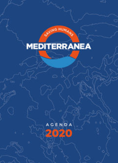 L'agenda 2020 per Mediterranea Saving Humans