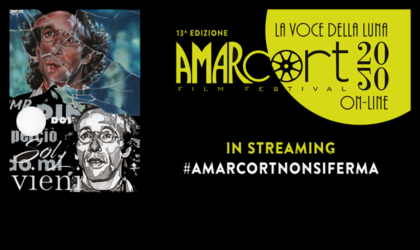 Amarcort in streaming!