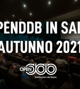 OpenDDB in sala: Autunno 2021.