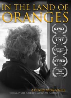 In the land of oranges